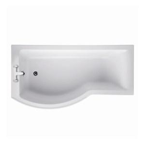 Ideal Standard Concept 170x70cm Shower Bath Left Hand E7316