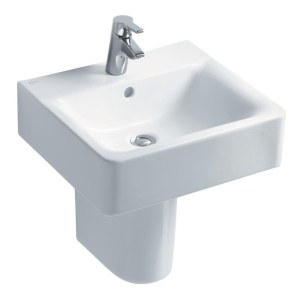 Ideal Standard Concept Cube 50cm Washbasin Only 1TH E7881