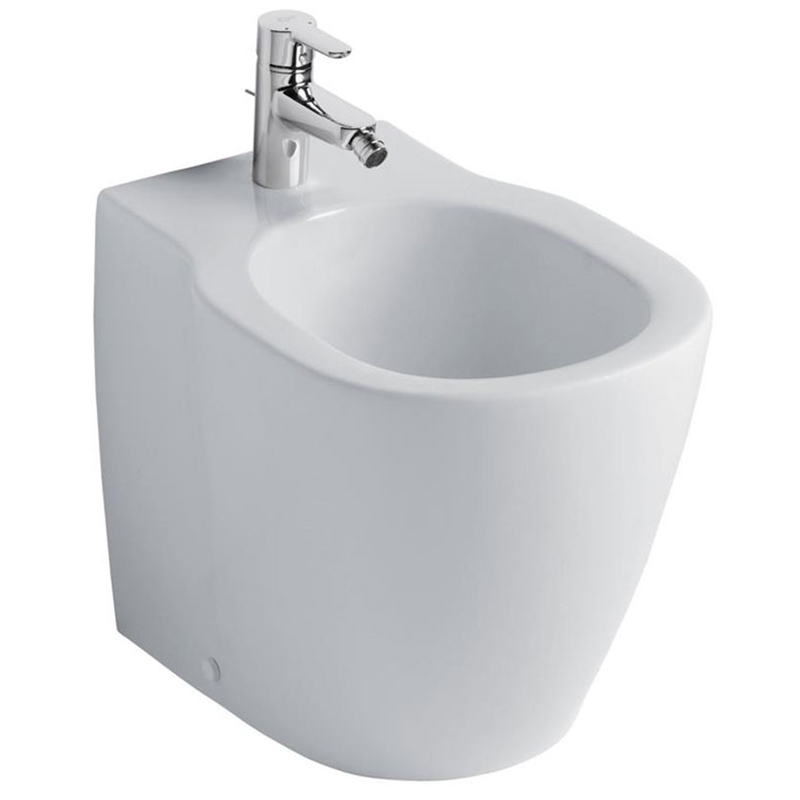 Ideal Standard Concept Freedom Bidet, 1 Tap Hole, White E8004