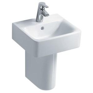 Ideal Standard Concept Cube 40cm Handrinse Washbasin 1 Taphole