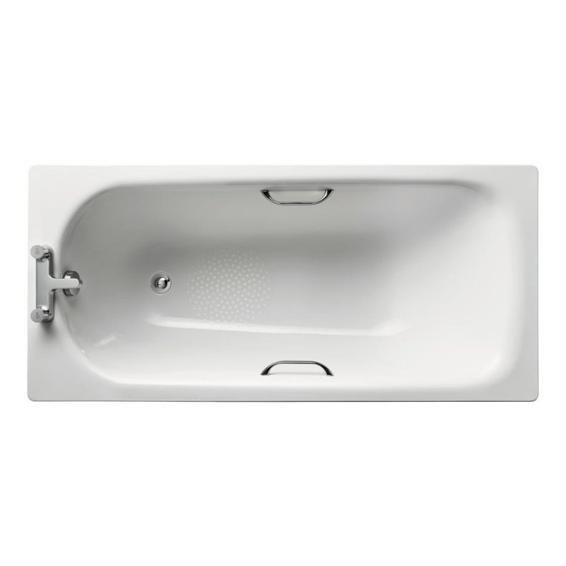 Ideal Standard Simplicity 150x70cm Steel Bath E8185