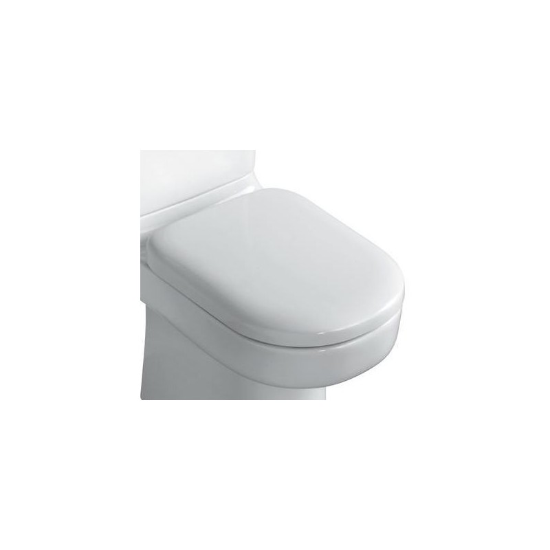 Ideal Standard Playa Toilet Seat & Cover Slow Close J4930
