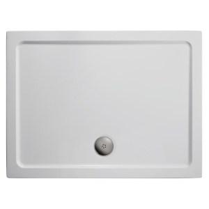 Ideal Standard Simplicity 1000x800mm Shower Tray Flat Top L5092