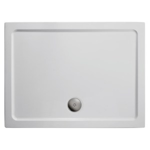 Ideal Standard Simplicity 1200x800mm Shower Tray Flat Top L5094