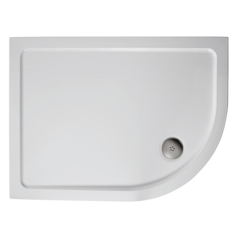 Ideal Standard Simplicity 1200x900 Offset Quadrant Tray Flat LH