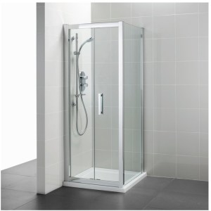 Ideal Standard Synergy 800mm Side Panel L6217 Bright Silver