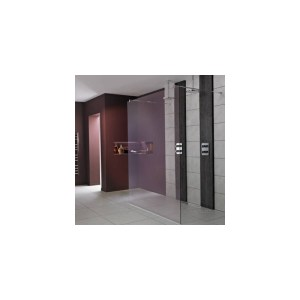 Ideal Standard Synergy 700mm Wet Room Panel L6220 Bright Silver