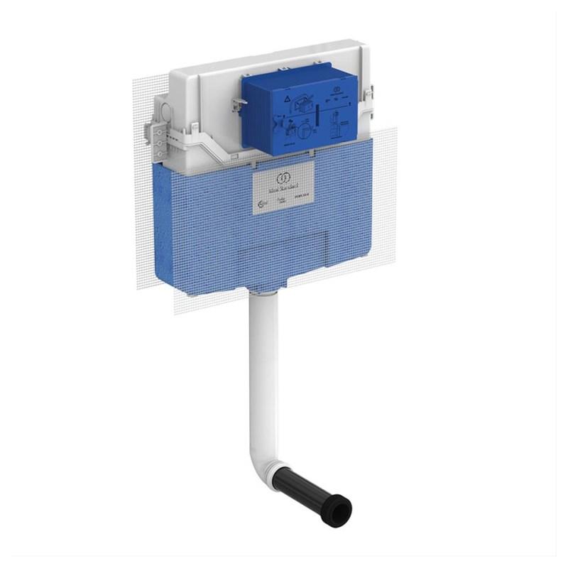 Ideal Standard Prosys 120mm Depth WC Cistern Pneumatic R0318