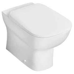 Ideal Standard Studio Echo Back-To-Wall Toilet with Slow Close Seat