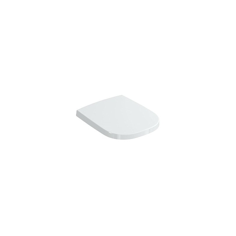 Ideal Standard Softmood Toilet Seat & Cover, Slow Close T6392