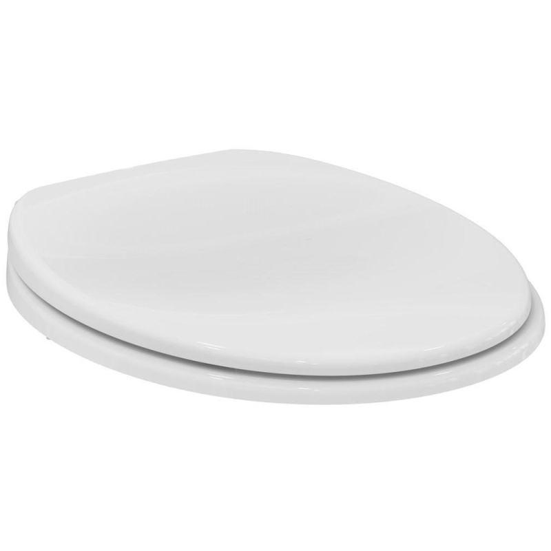 Ideal Standard Waverley Toilet Seat & Cover White U0118