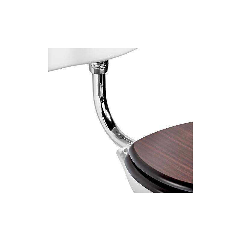 Ideal Standard Low Level Flushpipe Set U2376 Chrome