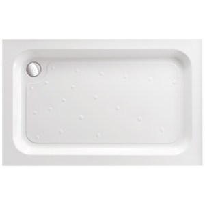 Just Trays Ultracast 1000x760mm Rectangular Shower Tray