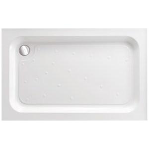 Just Trays Merlin 1100x800mm Rectangular Shower Tray