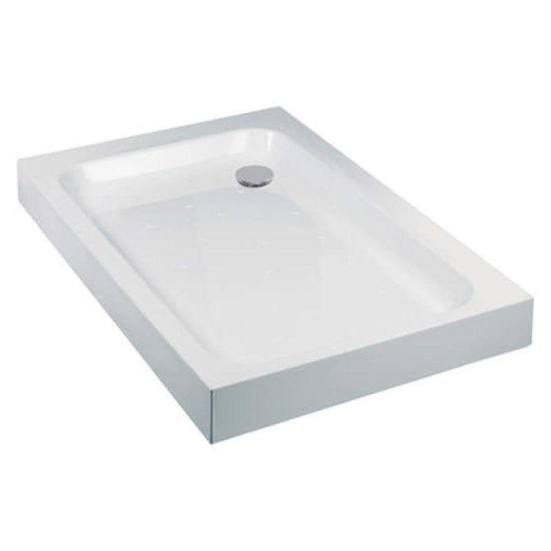 Just Trays Ultracast 1500x760mm Rectangular Shower Tray