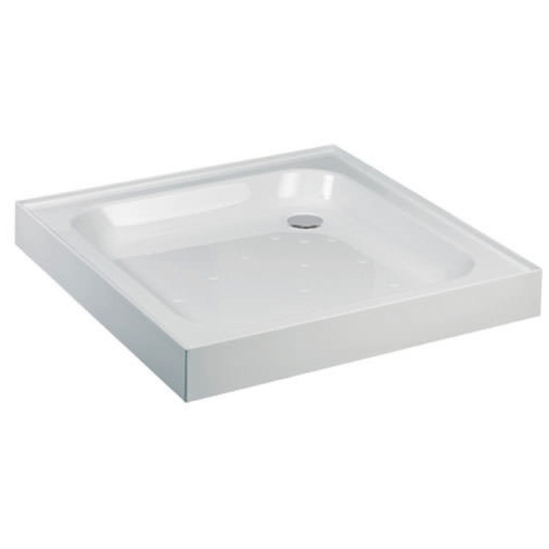Just Trays Ultracast 760mm Square Tray 4 Upstands Anti-Slip