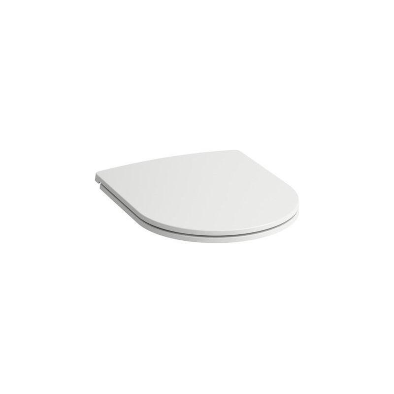 Laufen Pro Slim Seat & Cover White