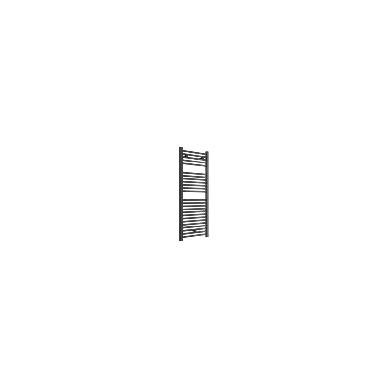 Lazzarini Roma 1230x500mm Anthracite Towel Warmer