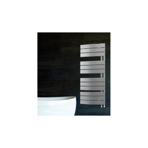 Lazzarini Pieve 1080x550mm Chrome Curved Towel Warmer