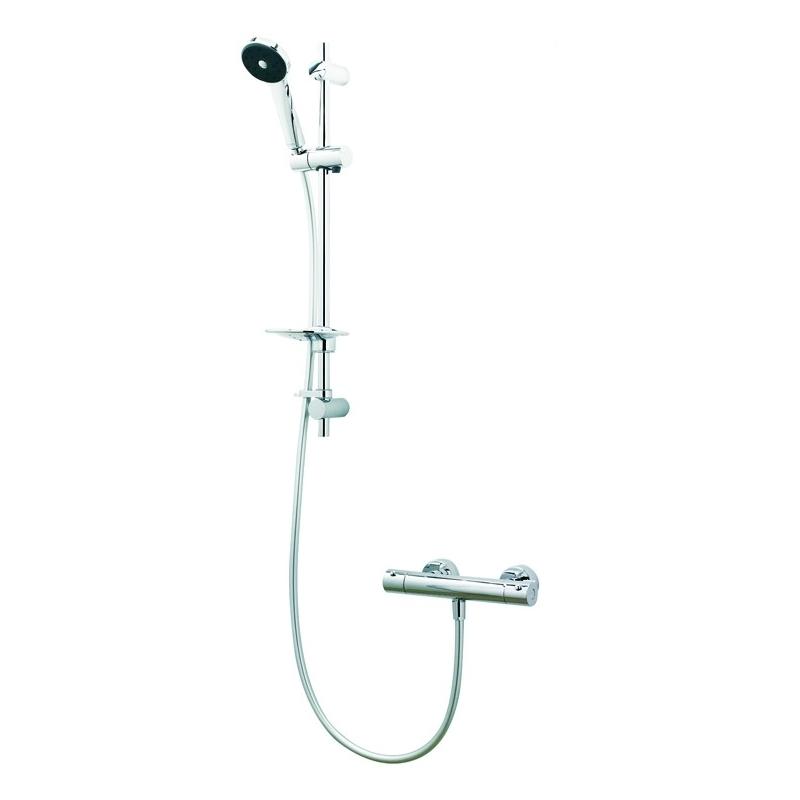Methven Maku Satinjet Cool Touch Bar Shower