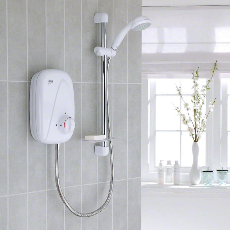 Mira Vigour Manual Power Shower