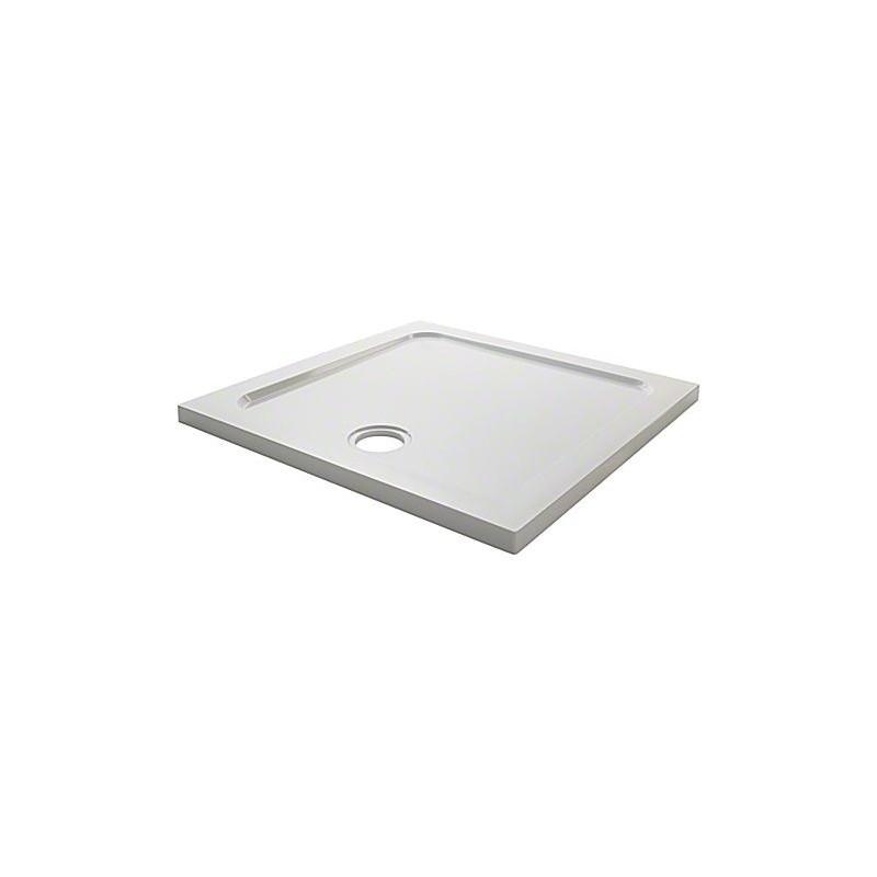 Mira Flight Safe Square 800x800 2 Upstands Shower Tray