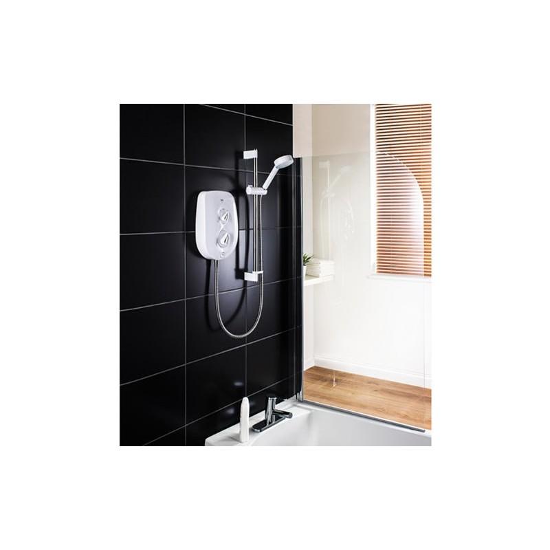 Mira Vie Electric Shower 8.5kW White