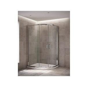 Mira Leap Quadrant Panels 1200 x 900mm Silver