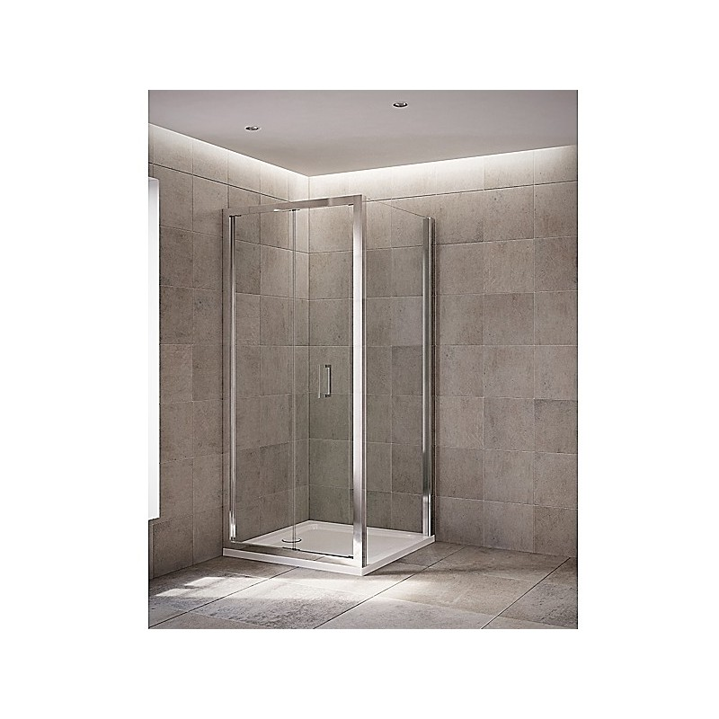 Mira Leap Bi-fold Door 760mm Silver
