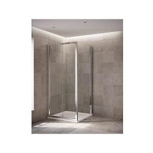Mira Leap Bi-fold Door 1000mm Silver