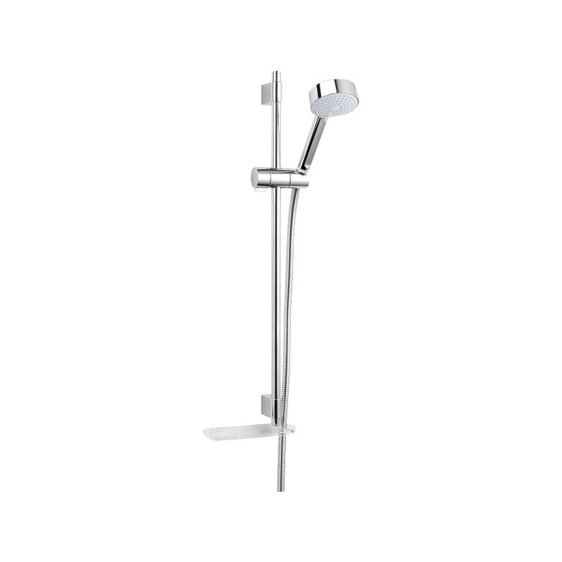 Mira Beat Bath Shower Mixer Fittings Kit Chrome