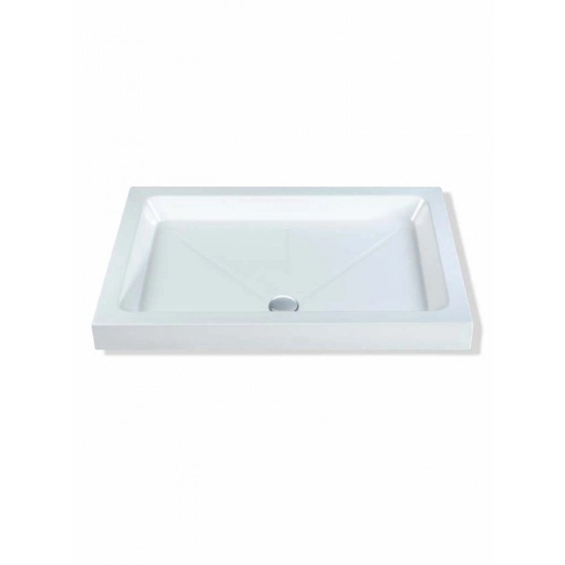 MX Classic 1500 x 900mm Shower Tray & 50mm Waste