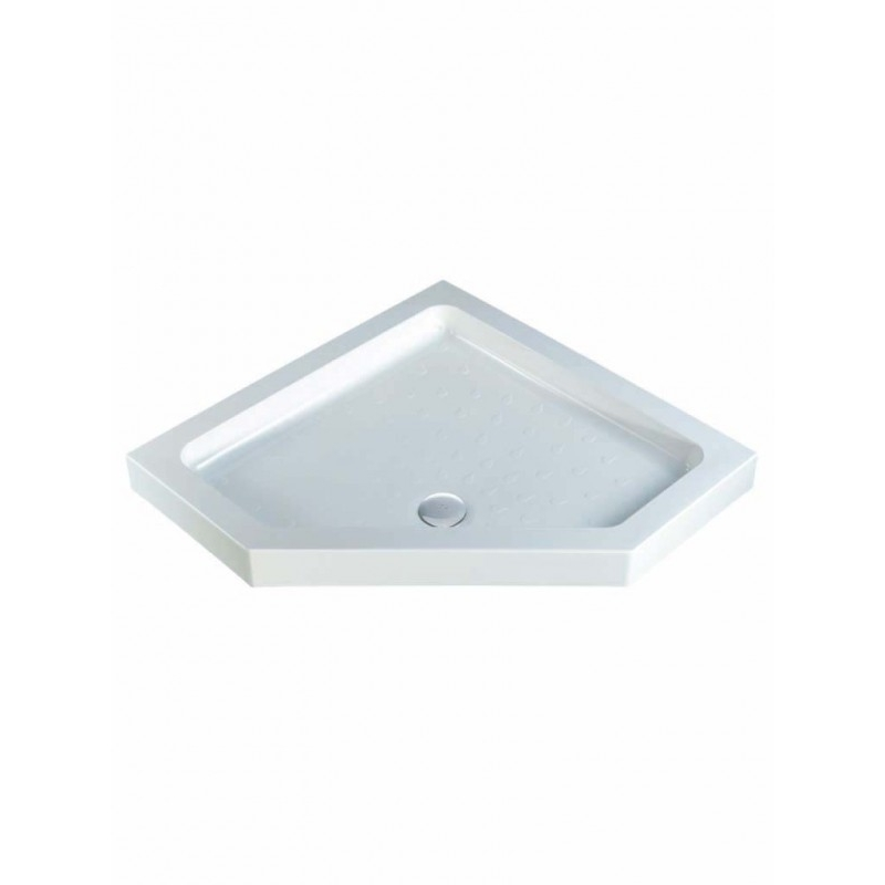 MX Classic Neo Angle 900mm Shower Tray & 50mm Waste
