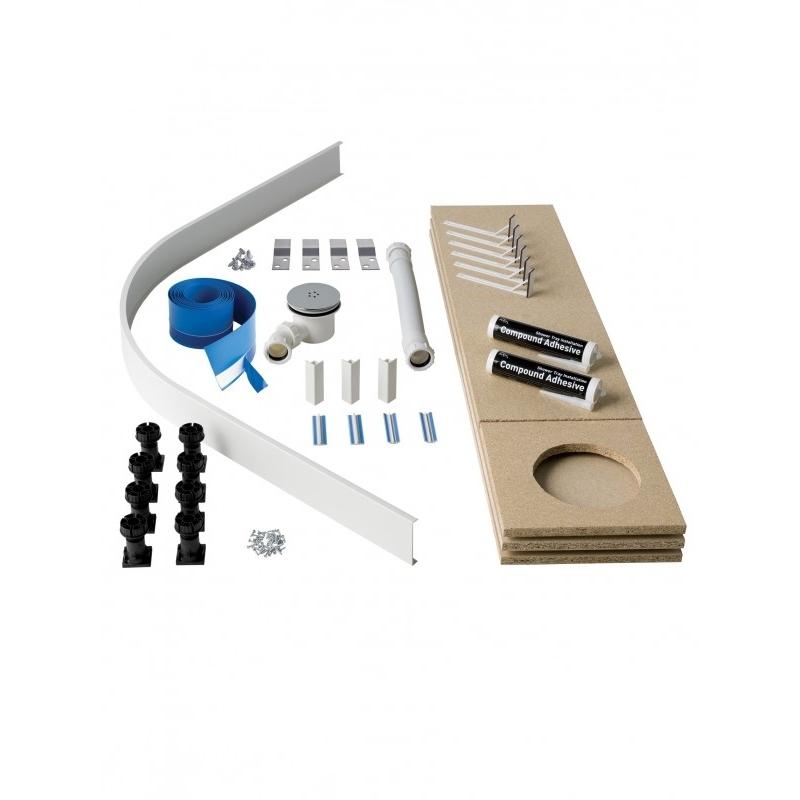 MX Universal 90mm Quadrant Easy Plumb Kit