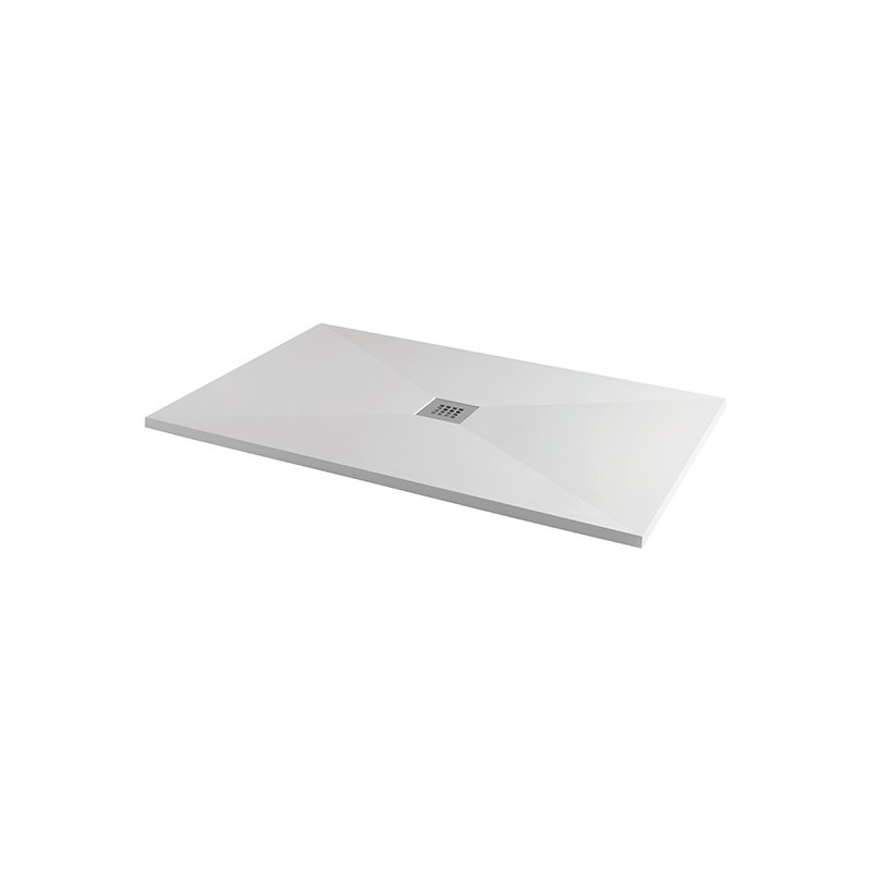 MX Silhouette 1200 x 800mm Shower Tray