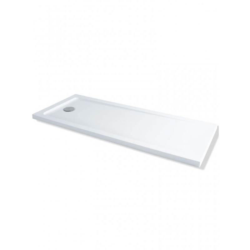 MX DucoStone Low Profile 1700 x 700mm Shower Tray & 90mm Waste