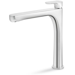 Newform Linfa Tall Basin Mixer without Waste Chrome