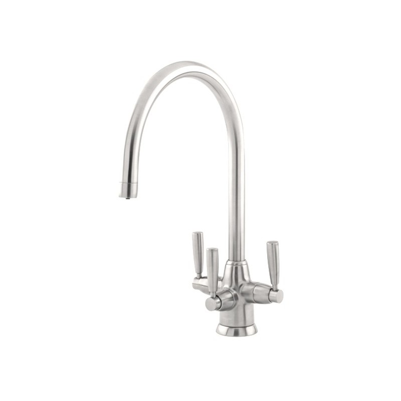 Perrin & Rowe Metis Lever Sink Mixer with Filtration Chrome