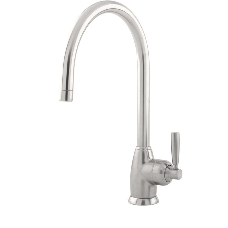 Perrin & Rowe Mimas Sink Mixer with C Spout Chrome
