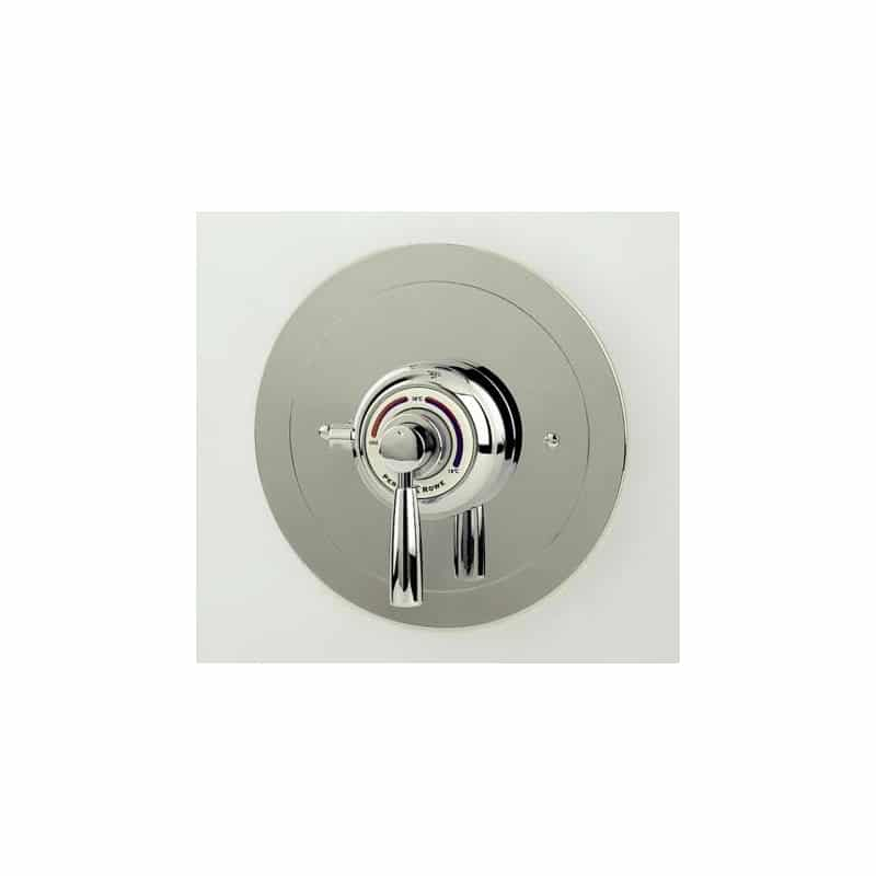 Perrin & Rowe Contemporary Concealed Thermostatic Shower Mixer