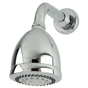 Perrin & Rowe Contemporary Angled Shower Arm