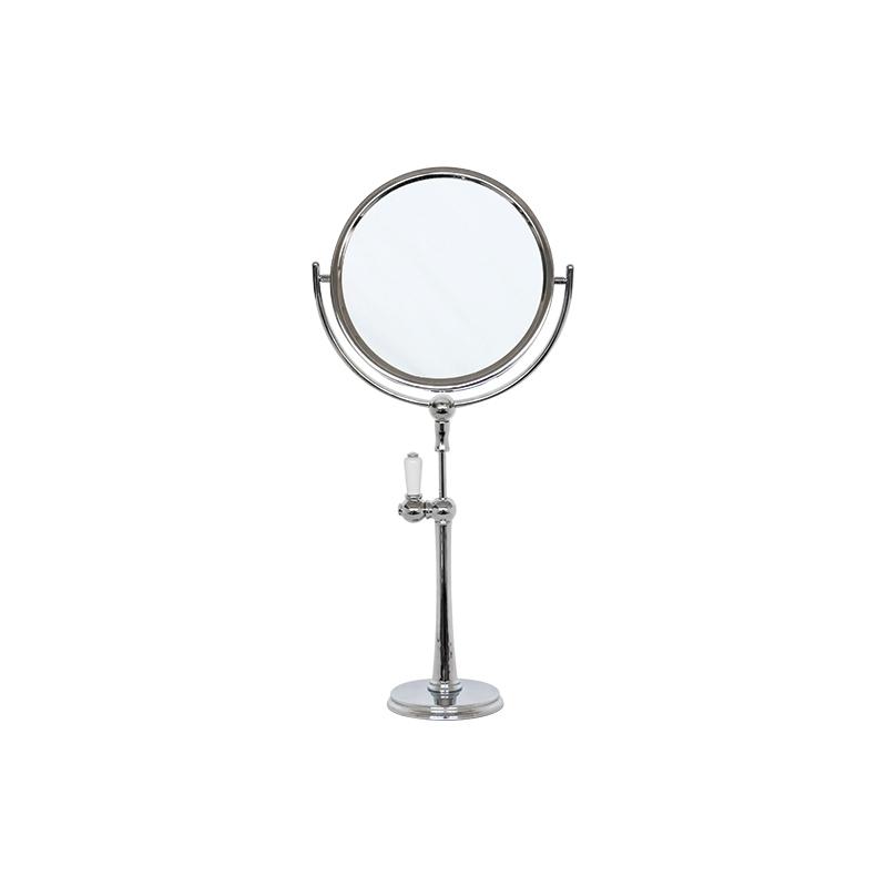 Perrin & Rowe Traditional Freestanding Adjustable Mirror