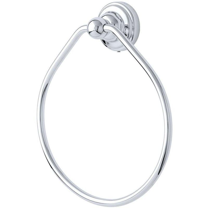Perrin & Rowe 150mm Towel Ring Nickel