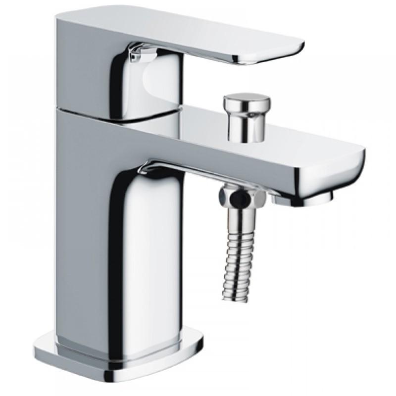 Pura Flite Mono Bath/Shower Mixer with Shower Kit