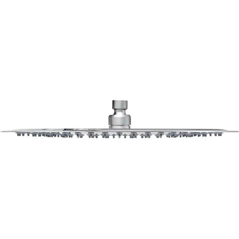 Pura Slimline Stainless Steel Round 350mm Shower Head