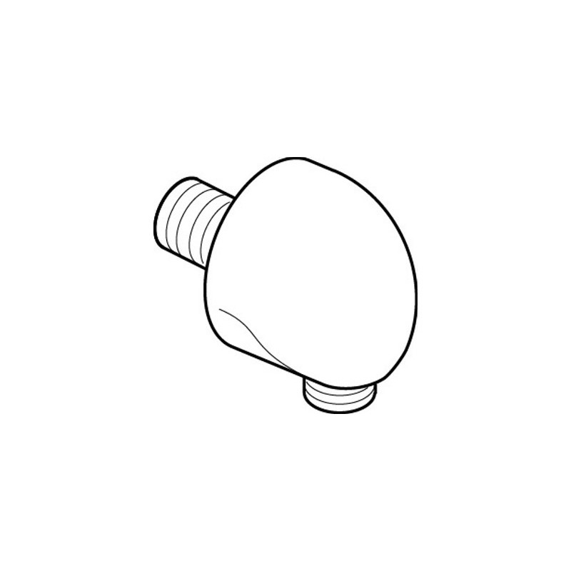 Rada Rac Right Angled Connector Elbow