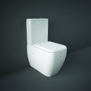 RAK Metropolitan Back To Wall WC Pack with Soft Close Seat