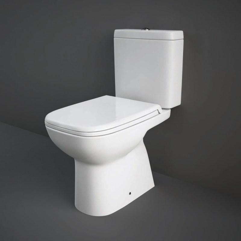 RAK Origin Full Access WC Pack with Soft Close Urea Seat