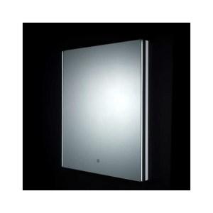 RAK Resort LED Mirror with Demister Pad & Shaver Socket 700x550mm