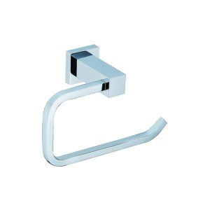 RAK Cubis Towel Ring Chrome